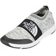 The North Face NSE Traction Knit Schoenen Heren grijs/wit
